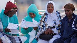 Tutte le donne sulla Diciotti violentate in Libia: trasferite in ospedale, ma in 4 si rifiutano per non lasciare i