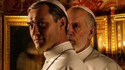 Due fuoriclasse per Sorrentino: le prime immagini di Jude Law e John Malkovich in