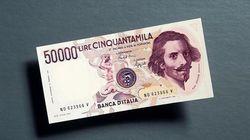 Eredita 3 miliardi di lire, ma non può cambiarli in euro.