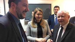 Tra Salvini e Kaczyński ci sono Putin e Le Pen: in salita l'alleanza sovranista (di A.