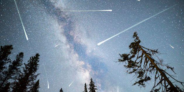 Alzate gli occhi al cielo: è la settimana delle stelle cadenti di