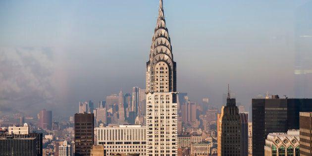 Vendesi Chrysler Building, icona di New