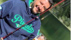 Salvini festeggia sui social,