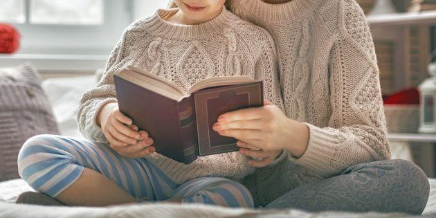 Leggere con i bimbi? Dà loro un vantaggio linguistico di 8