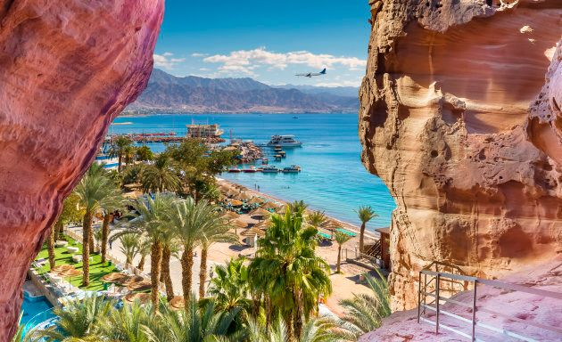 Eilat is a serene location that is a very popular tropical getaway for Israeli and European