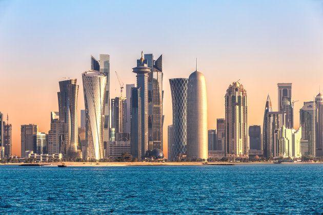 Doha, Qatar, Persian Gulf