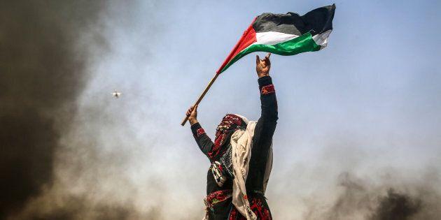 Dopo le bombe sulla Siria, a Gaza una vigilia