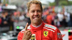Il ritorno vittorioso di Vettel e il