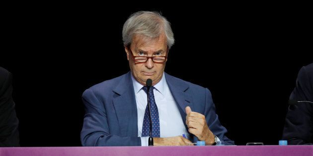 Vincent Bollorè insiste su Tim e Mediaset, ma lascia la presidenza di Vivendi al figlio
