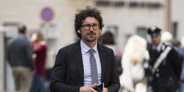 Il capogruppo M5S alla Camera Danilo Toninelli: