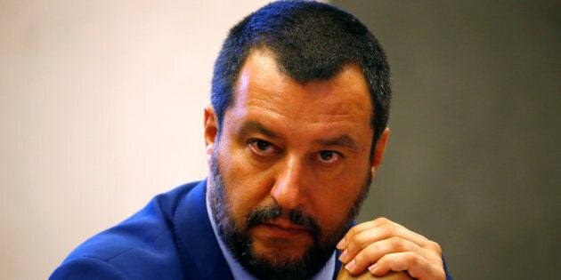 Nave Diciotti, Matteo Salvini: