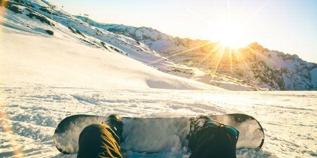 Courmayeur, morto snowboarder italiano mentre sciava