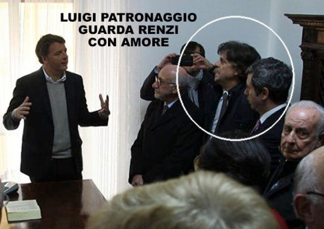 Patronaggio con Renzi e Orlando: la campagna contro il pm che indaga su Salvini. Ma le foto sono di un...