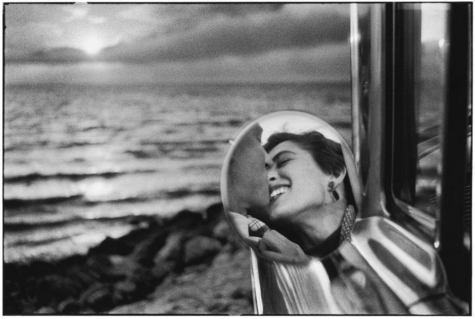 Elliott Erwitt, USA. California.