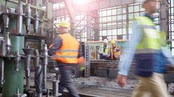 Produzione industriale a