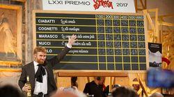 Premio Strega: i 12 in corsa, D'Amicis 'censurato' per