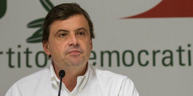 Carlo Calenda con Nicola Zingaretti sulla lista senza simbolo Pd: