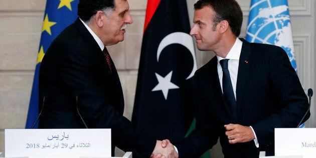 Tripoli nel caos armato, Macron detta la linea: elezioni entro