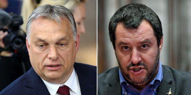 Vento dell'est sul governo. Salvini vede Orban in prefettura
