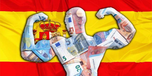 Gli spagnoli sono più ricchi degli italiani. Nei prossimi 5 anni il loro Pil supererà del 7% il