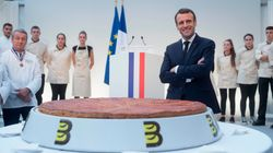 Macron non si può permettere la foto di Davos (di D.