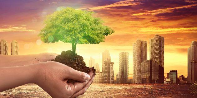 Cosa accadrebbe se l'impegno sul clima