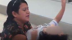 Separati da 3 mesi in Usa, la famiglia di migranti si riunisce ma il bimbo non riconosce la
