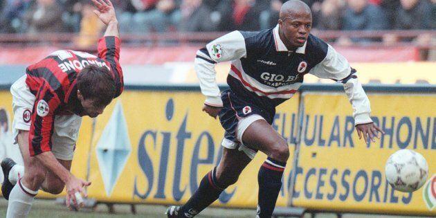 È morto Phil Masinga, ex calciatore di Salernitana e