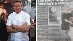 18enne espulso da scuola di cucina perché affetto da nanismo: lo assume Gordon