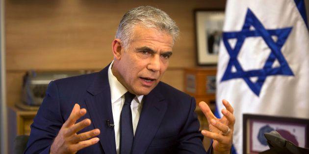 Yair Lapid:
