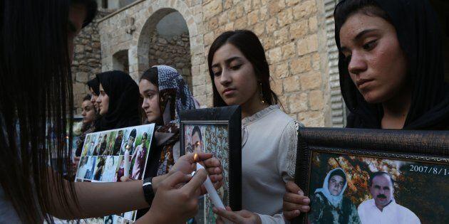 Yazidi, il popolo sopravvissuto al genocidio prova a