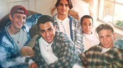 Il post su Facebook dei Backstreet Boys per festeggiare i 25 anni farà impazzire tutti i loro