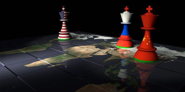 Usa, Russia e Cina nella partita sul Medio