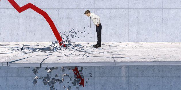 Verso la recessione. Cause politiche, finanziarie e fiscali della bassa crescita in