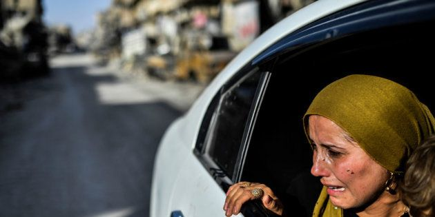 Trovata fossa comune a Raqqa con duecento