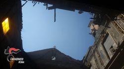 Tutti i tesori che rischiamo di perdere nel crollo del tetto della Chiesa di San Giuseppe dei