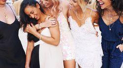 Chi sono le damigelle della Ferragni e cosa indosseranno alle nozze: i bozzetti di Alberta