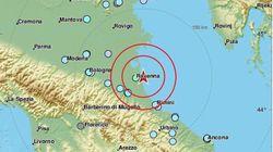 Terremoto nella notte a Ravenna, scosse del