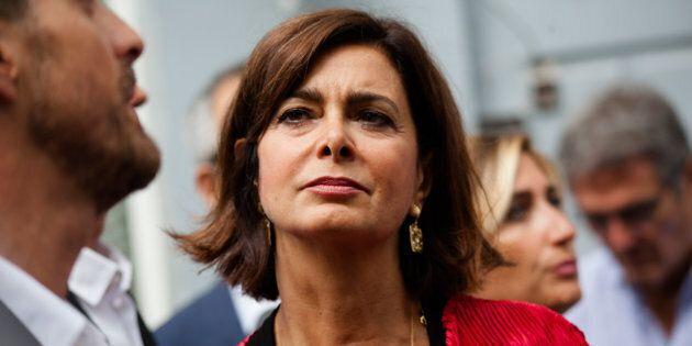 Berlusconi e Boldrini uniti dalle valutazioni sui Cinque stelle: hanno smania di andare al