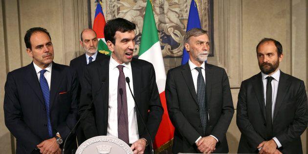Ettore Rosato a M5S: