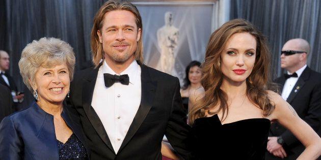 La madre di Brad Pitt:
