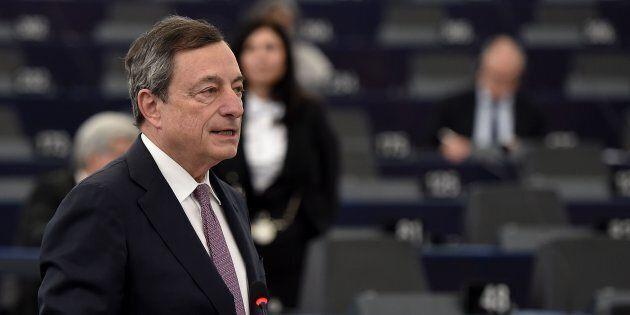 Mario Draghi eurosovranista. Discorso all'Europarlamento: