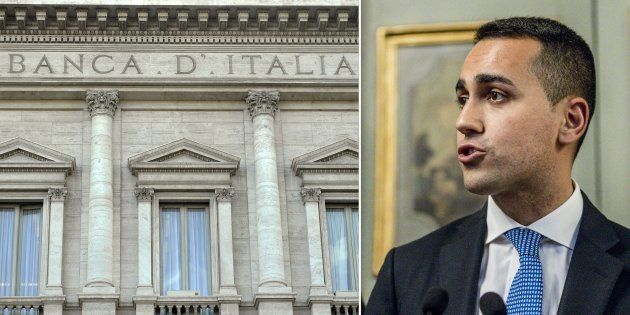 06/02/2013 Roma, palazzo Koch sede della Banca
