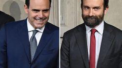 I renziani già smontano Fico. Martina: