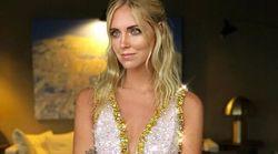 Il vestito di Chiara Ferragni al party prima delle nozze ha lasciato tutti senza