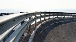 Viadotto Puleto sulla E45 rischia di crollare, sequestrato dalla