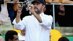 Salvini non guarderà Juve-Milan in segno di