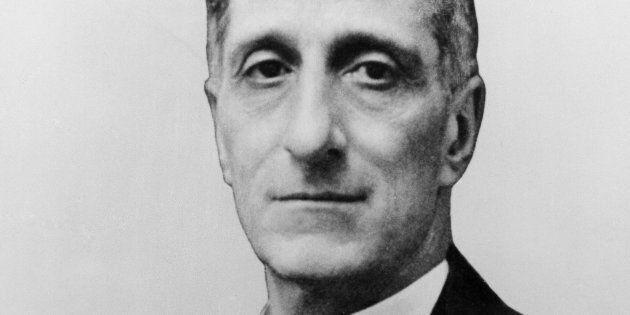 (GERMANY OUT) Don Luigi Sturzo(eigentlich: Luigi Boscarelli)*26.11.1871-08.08.1959+katholischer Geistlicher...