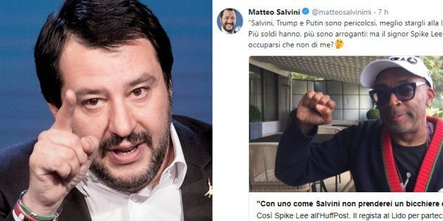 Salvini condivide