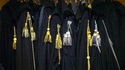 Sospetti e indagini per 15 magistrati